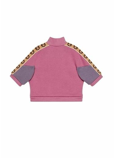 GUCCI Sweatshirt Lila